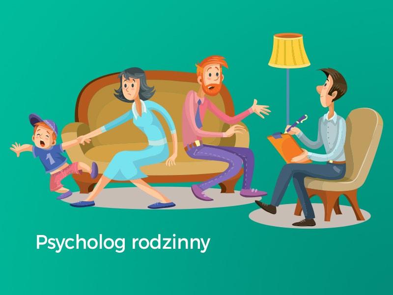 Kiedy potrzebny jest psycholog rodzinny?
