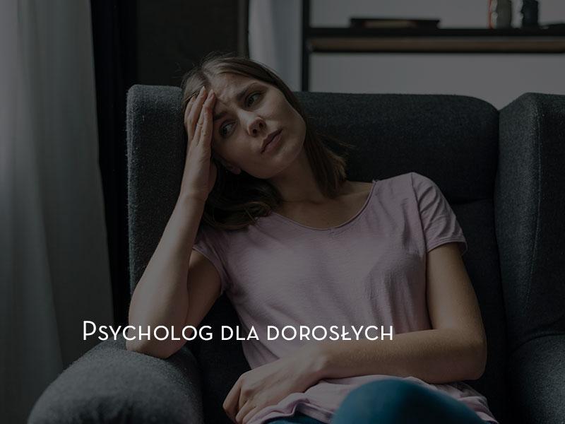 Dlaczego warto wybrać wizytę u psychologa dla dorosłych?
